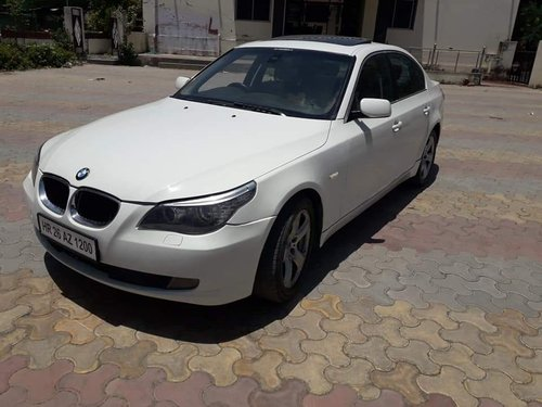 Used BMW 5 Series 520d 2011-0
