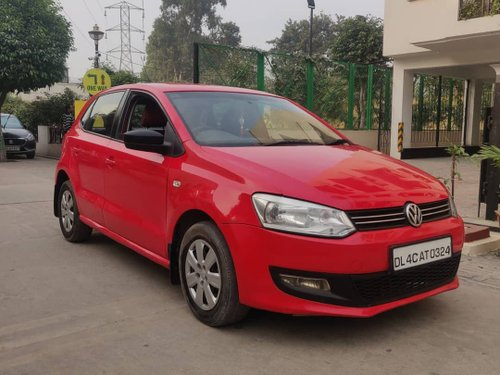 Used Volkswagen Polo 2012
