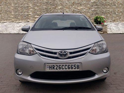 Used Toyota Etios Liva 2013