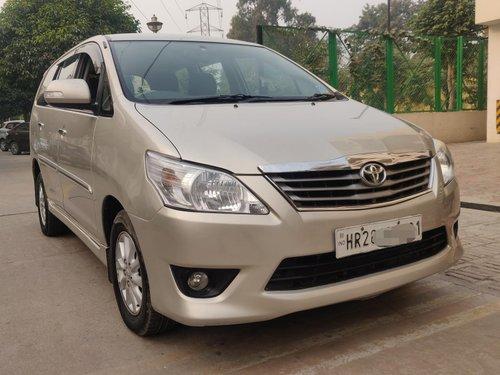 Used Toyota Innova 2013