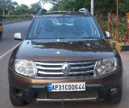 Used 2012 Renault Duster MT for sale in Visakhapatnam