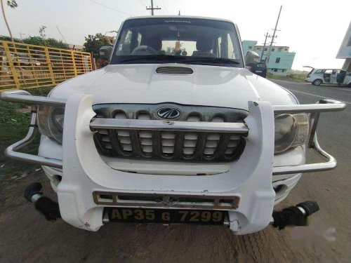Used Mahindra Scorpio 2007 MT for sale in Visakhapatnam