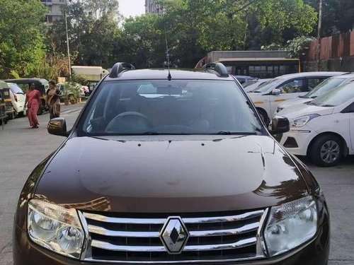 Used Renault Duster RXE, 2015, Petrol MT for sale in Mumbai