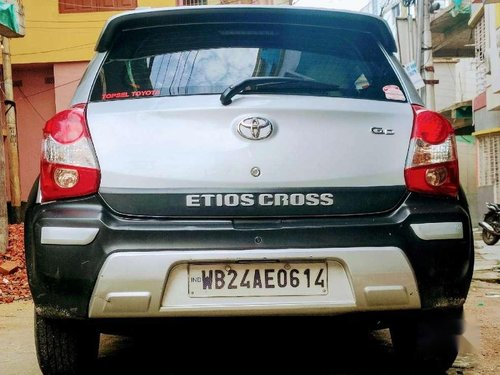 Used 2015 Toyota Etios Cross MT for sale in Kolkata