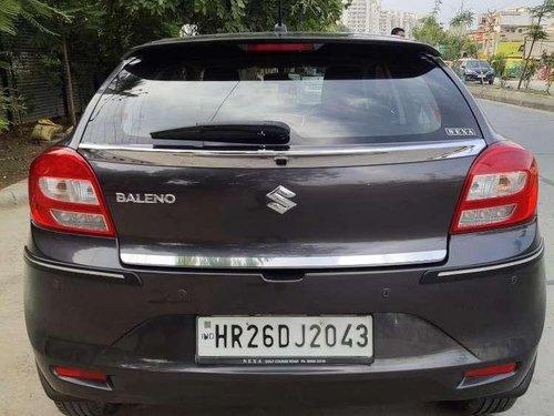 Used Maruti Suzuki Baleno 2017 MT for sale in Gurgaon