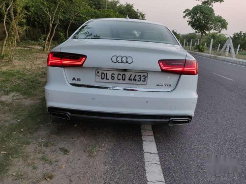Used Audi A6 3.0 TDI Quattro Technology 2016 AT in Gurgaon