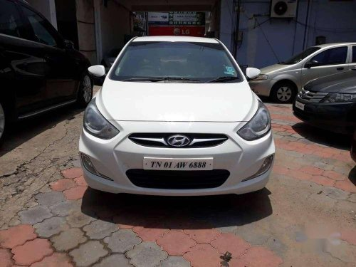 Used 2014 Hyundai Verna MT for sale in Tiruppur -9