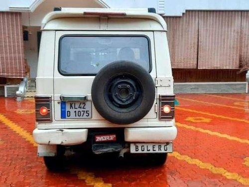 Used Mahindra Bolero 2010 MT for sale in Perumbavoor