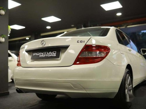 Used 2011 Mercedes Benz C-Class AT for sale in Ernakulam