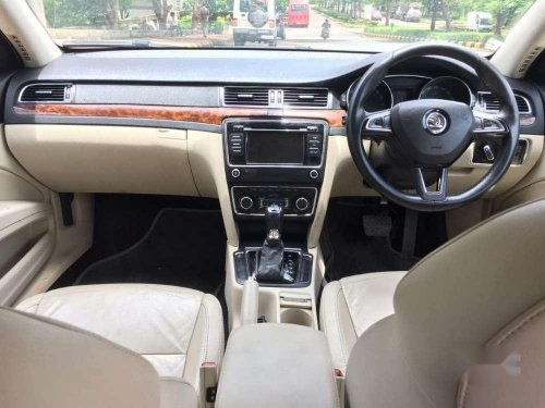 Used 2014 Skoda Superb MT for sale in Mumbai-4