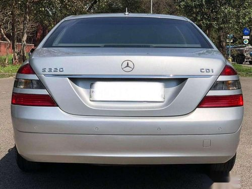 Used 2008 Mercedes Benz S Class AT for sale in Chandigarh