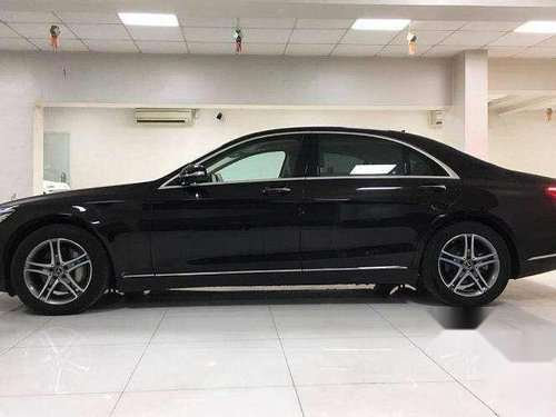 Used 2018 Mercedes Benz S Class AT for sale in Pune