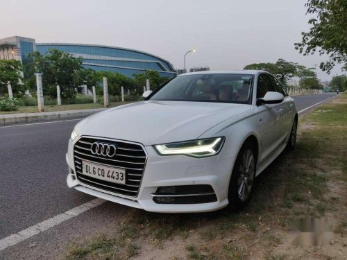 Used Audi A6 3.0 TDI Quattro Technology 2016 AT in Gurgaon -14