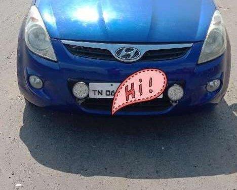 Used Hyundai I20 Asta 1.2, 2010, Petrol MT for sale in Chennai