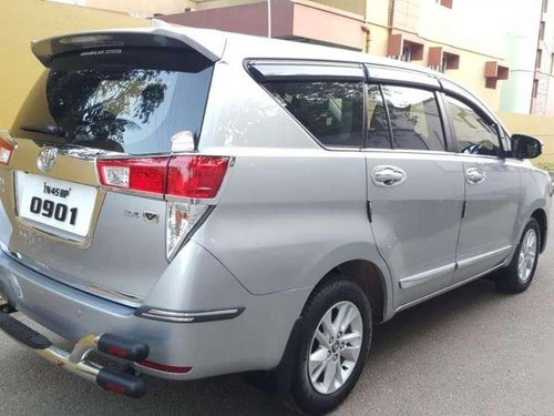Used Toyota INNOVA CRYSTA 2018 MT for sale in Erode