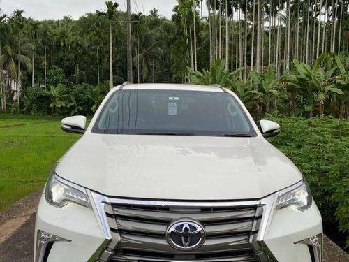 Used Toyota Fortuner 2017 AT for sale in Kozhikode