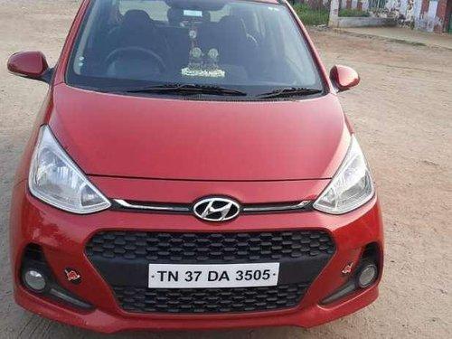 Used 2017 Hyundai Grand i10 Sportz MT for sale in Coimbatore