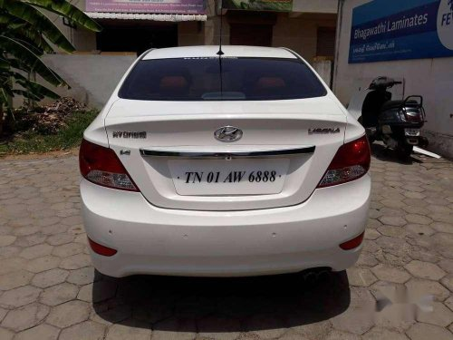 Used 2014 Hyundai Verna MT for sale in Tiruppur