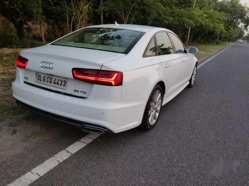 Used Audi A6 3.0 TDI Quattro Technology 2016 AT in Gurgaon -12