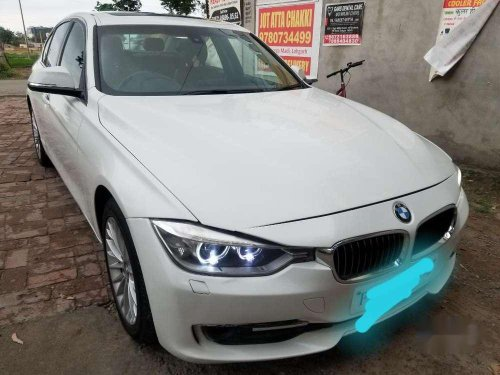 Used BMW 3 Series 2013 AT for sale in Chandigarh