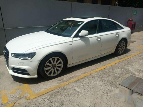 Used Audi A6 3.0 TDI Quattro Technology 2016 AT in Gurgaon -4