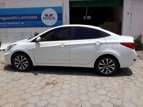 Used 2014 Hyundai Verna MT for sale in Tiruppur -6
