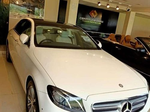 Used 2019 Mercedes Benz E Class AT for sale in Kolkata