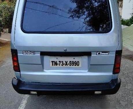 Maruti Suzuki Omni 8 STR BS-III, 2012, Petrol MT for sale in Coimbatore