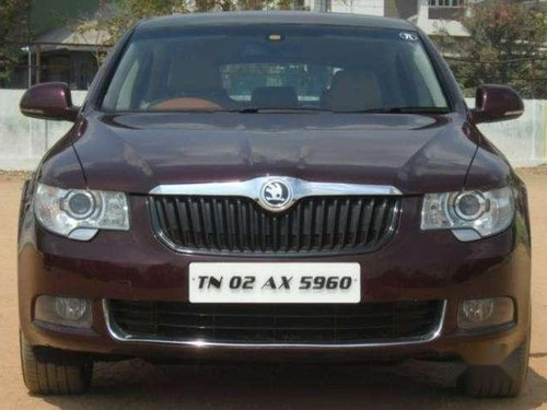 Skoda Superb Ambition 2.0 TDI CR Automatic, 2012, Diesel AT in Coimbatore