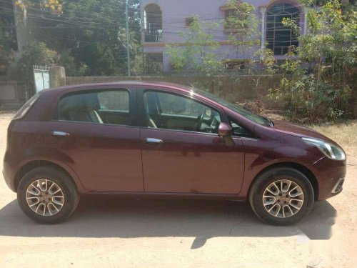 Fiat Punto 2015 MT for sale in Hyderabad