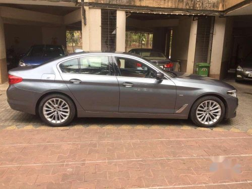 Used 2018 BMW 5 Series 520d Luxury Line AT for sale in Mumbai