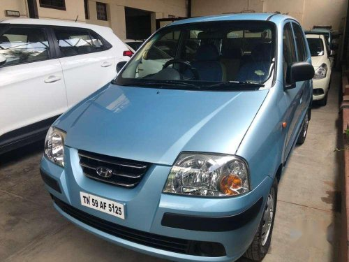 Hyundai Santro, 2007, Petrol MT for sale in Madurai