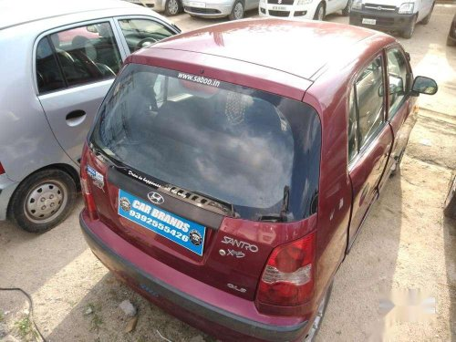 2008 Hyundai Santro Xing GLS MT for sale in Hyderabad