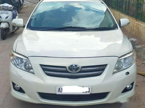 Used 2009 Toyota Corolla Altis VL MT for sale in Hyderabad