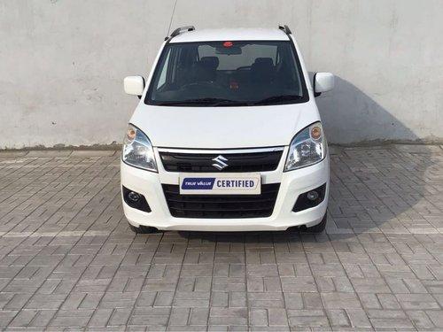 Used Maruti Suzuki Wagon R 2016