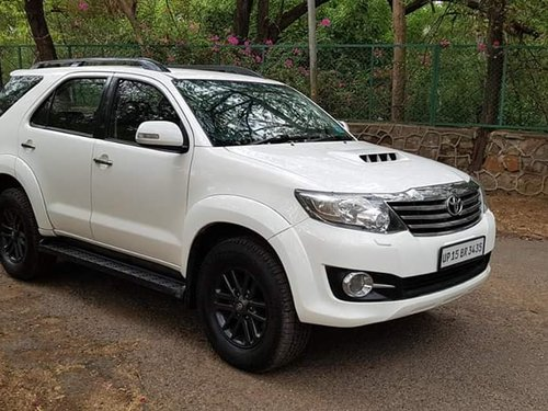 Used Toyota Fortuner 2.7 2WD MT 2013