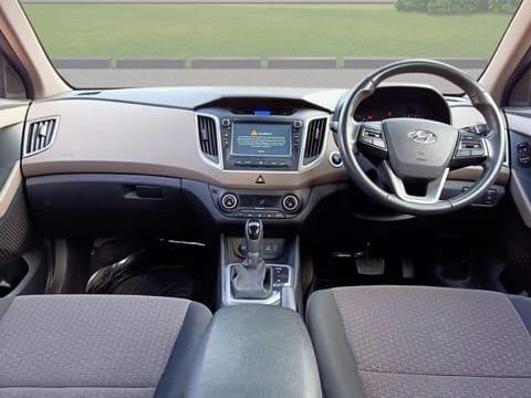 2016 Hyundai Creta 1.6 SX Automatic for sale in New Delhi