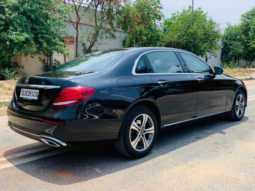 2018 Mercedes Benz E Class for sale in New Delhi