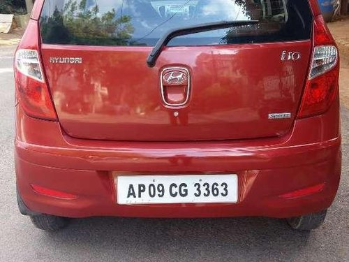 Hyundai I10 Sportz 1.2 Automatic, 2011, Petrol AT in Secunderabad