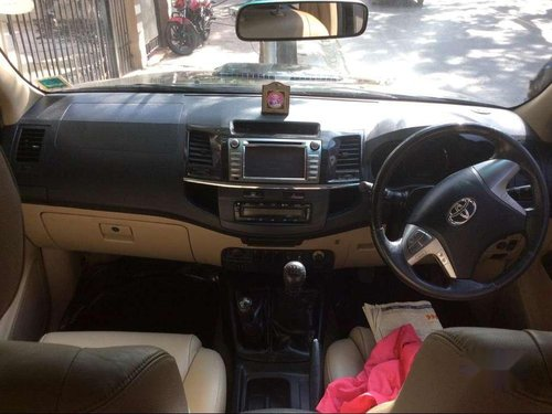 Used Toyota Fortuner 2014 MT for sale in Kolkata