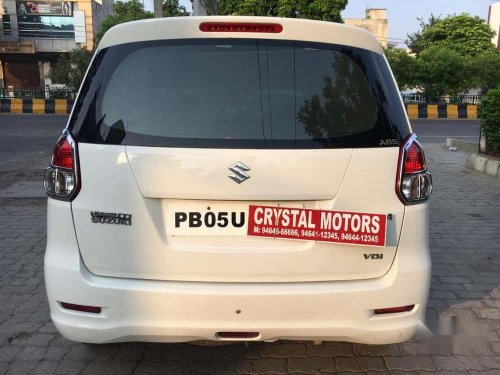 Used 2013 Maruti Suzuki Ertiga VDI MT for sale in Jalandhar