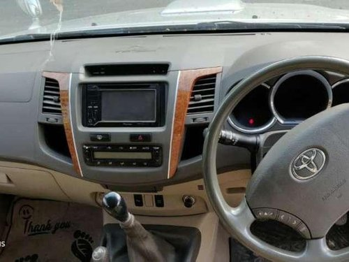 2009 Toyota Fortuner MT for sale in Pune