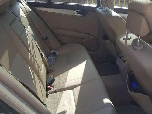 2013 Mercedes Benz C-Class AT for sale in Mumbai