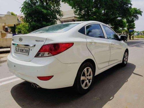 Hyundai Verna Fluidic 1.6 CRDi EX, 2012, Diesel MT in Ahmedabad