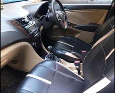 Hyundai Verna Fluidic 1.6 VTVT SX, 2011 MT for sale in Mumbai