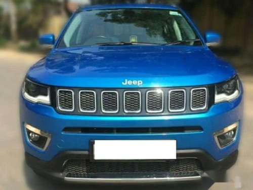2017 Jeep Compass 2.0 Limited AT for sale in Karnal