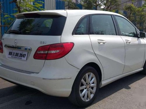 Used 2013 Mercedes Benz B Class Diesel AT for sale in Mumbai