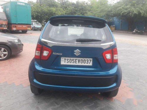 Used 2017 Maruti Suzuki Ignis MT for sale in Secunderabad