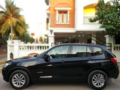 Used 2014 BMW X3 xDrive 20d xLine AT for sale in Chennai