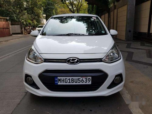 Hyundai Xcent S Automatic 1.2 (O), 2014, Petrol AT in Mumbai-9